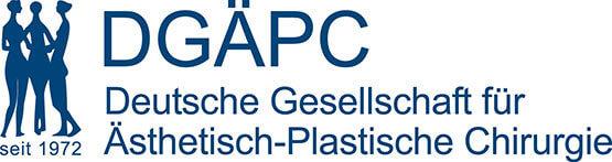 Logo Deutsche Gesellschaft für ästhetisch-Plastische Chirurgie